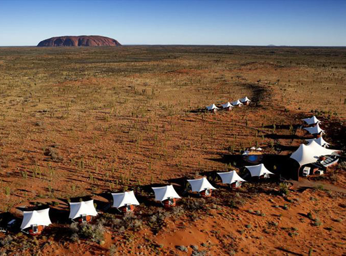 Longitude 131 (Ayers Rock)