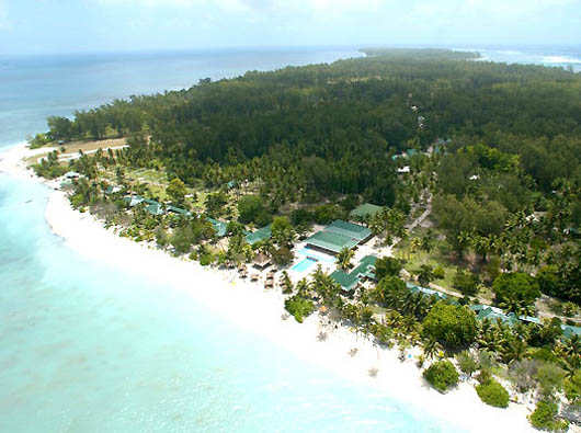 Desroches Island Resort