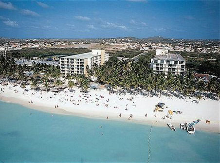 Holiday Inn SunSpree Aruba resort & Casinо