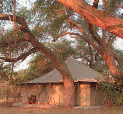 Lechwe Plains Tented Camp