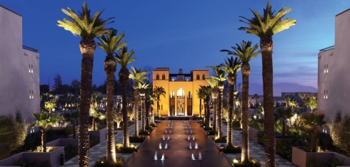 Four Seasons Hotel Marrakech